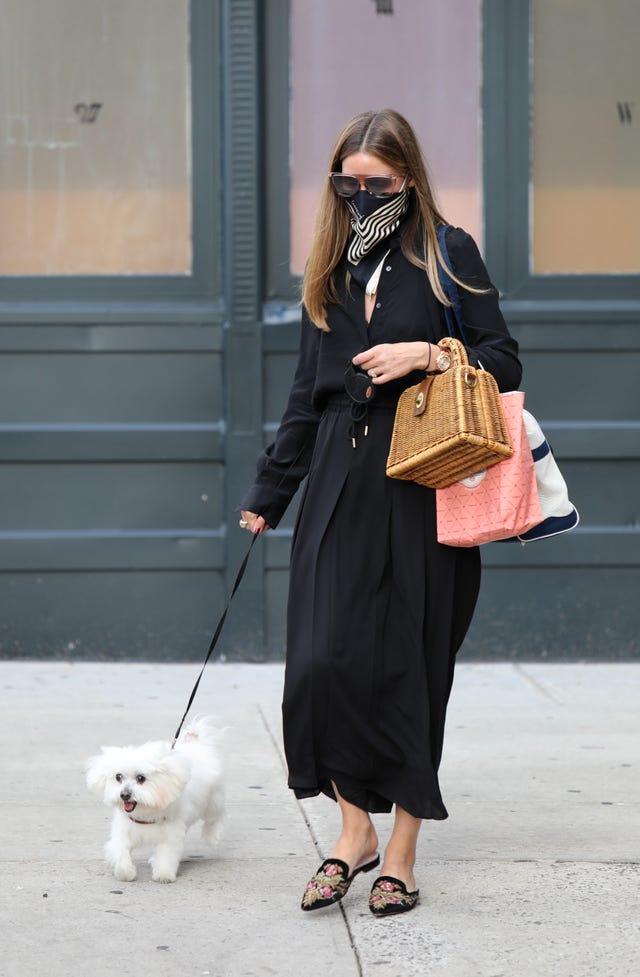 celebrity sightings in new york   august 18, 2020