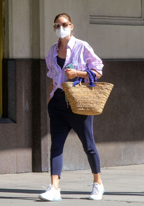 celebrity sightings in new york   july 29, 2020