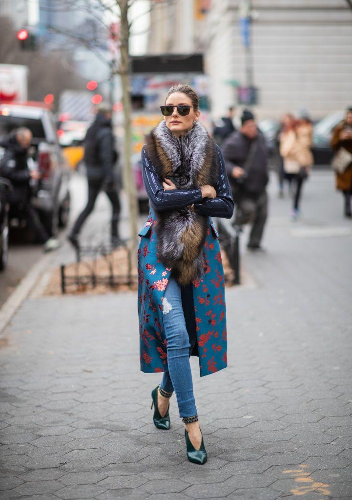 celebrity street style