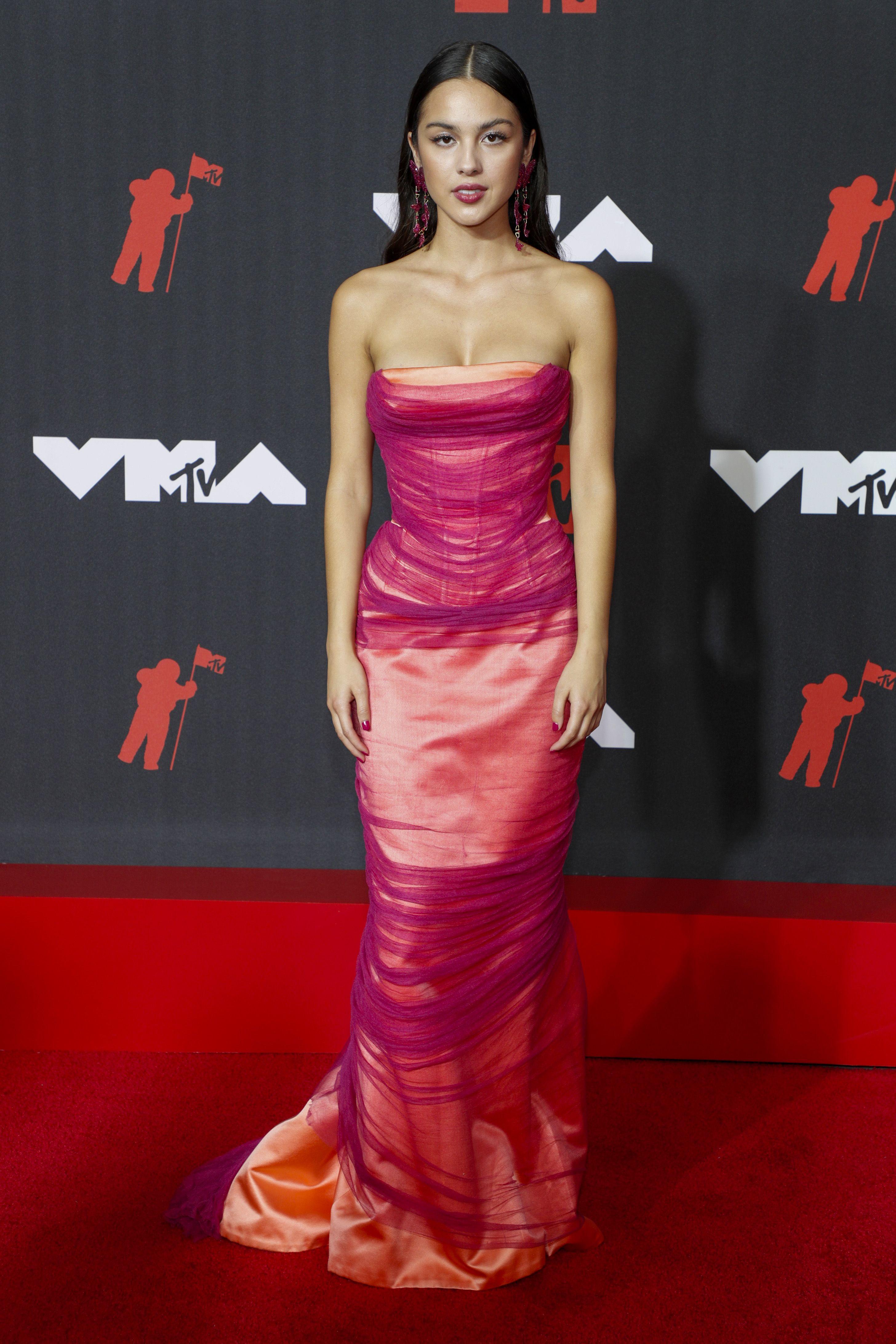 Olivia Rodrigo no VMA 2021