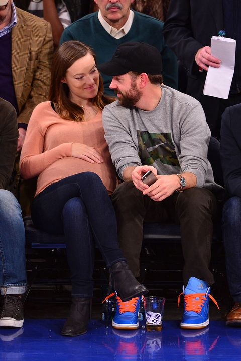 Celebrities Attend The Indiana Pacers Vs New York Knicks Game - March 19, 2014