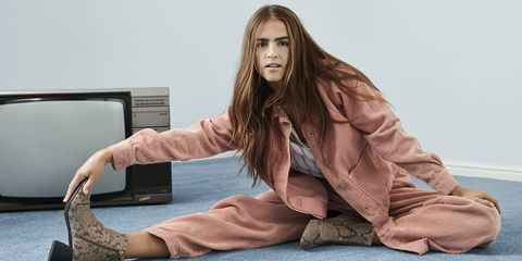 Zalando Rode Jurk.Olivia Lonsdale Over Haar Modefavorieten