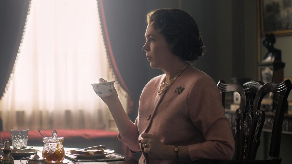 The crown temporada 3 olivia colman