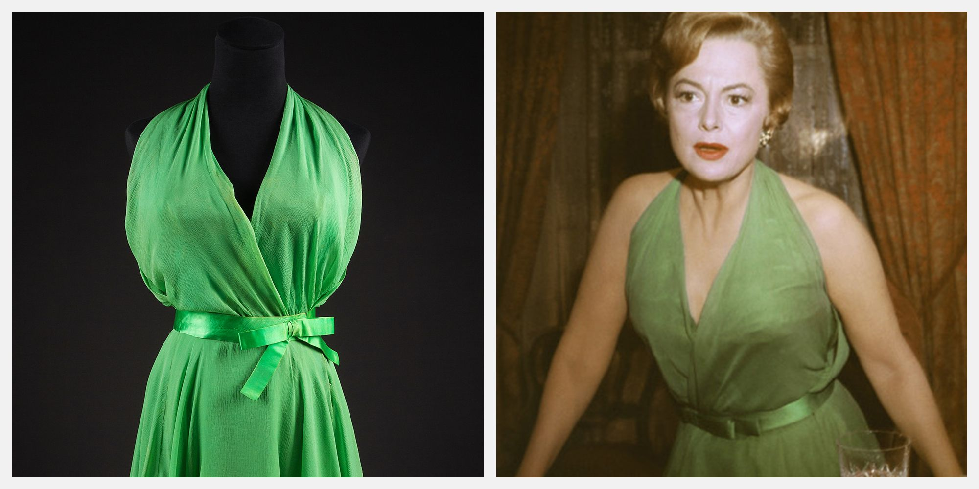 Olivia de Havilland's Collection of Christian Dior Haute Couture is a Film and Fashion Treasure Trove