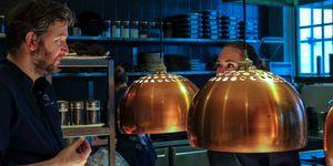 Olivijn sterrenrestaurant Haarlem