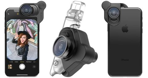 huge selection of f5707 d83fd Olloclip for iPhone X Launch - Where and How To Buy the Olloclip for ...