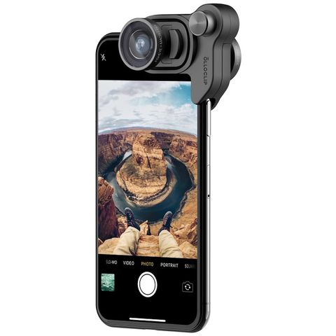 Olloclip iPhone X photography set