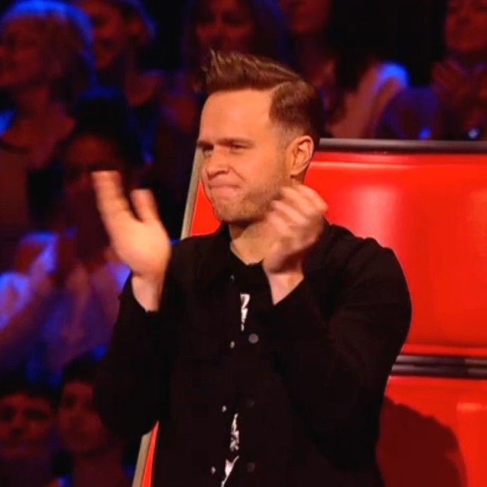 The Voice UK judge Olly Murs is utterly blown away by rival coach's performer