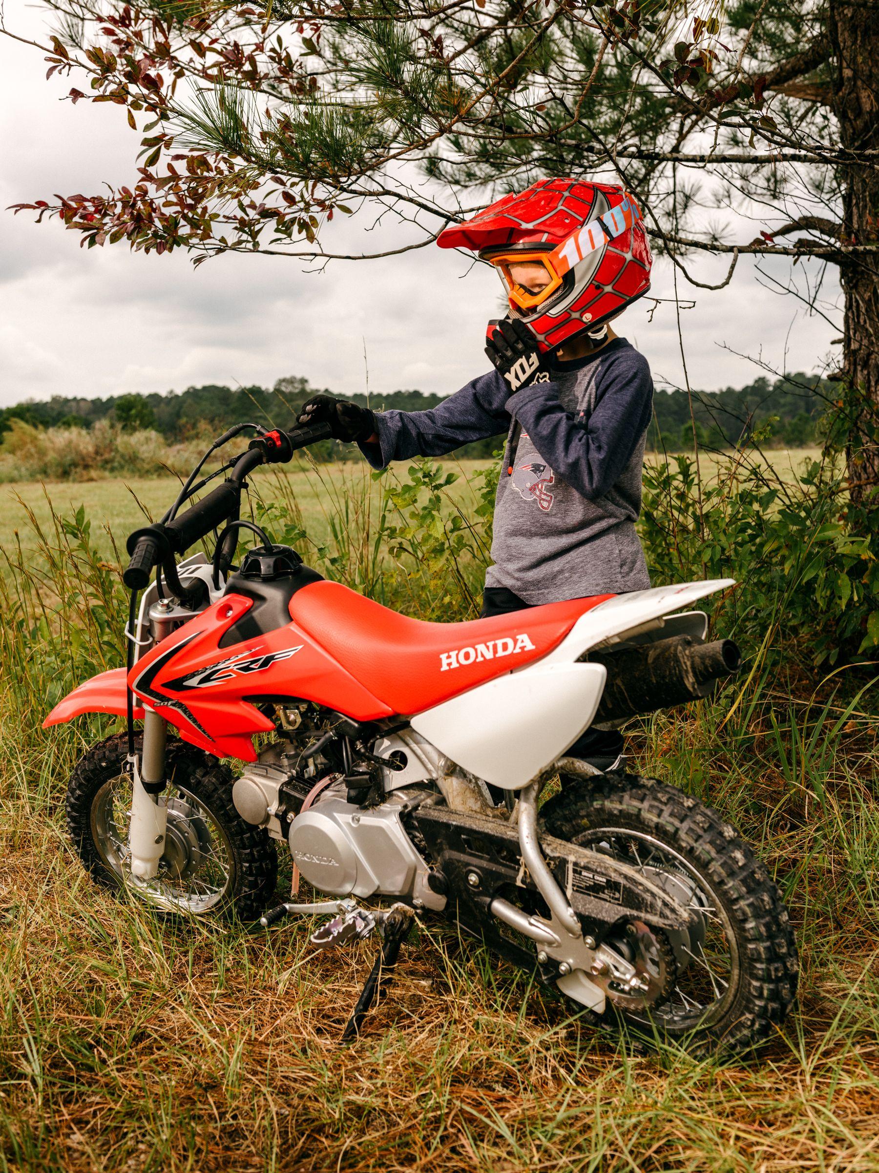 Type-1 Motorcycle Kickstarter