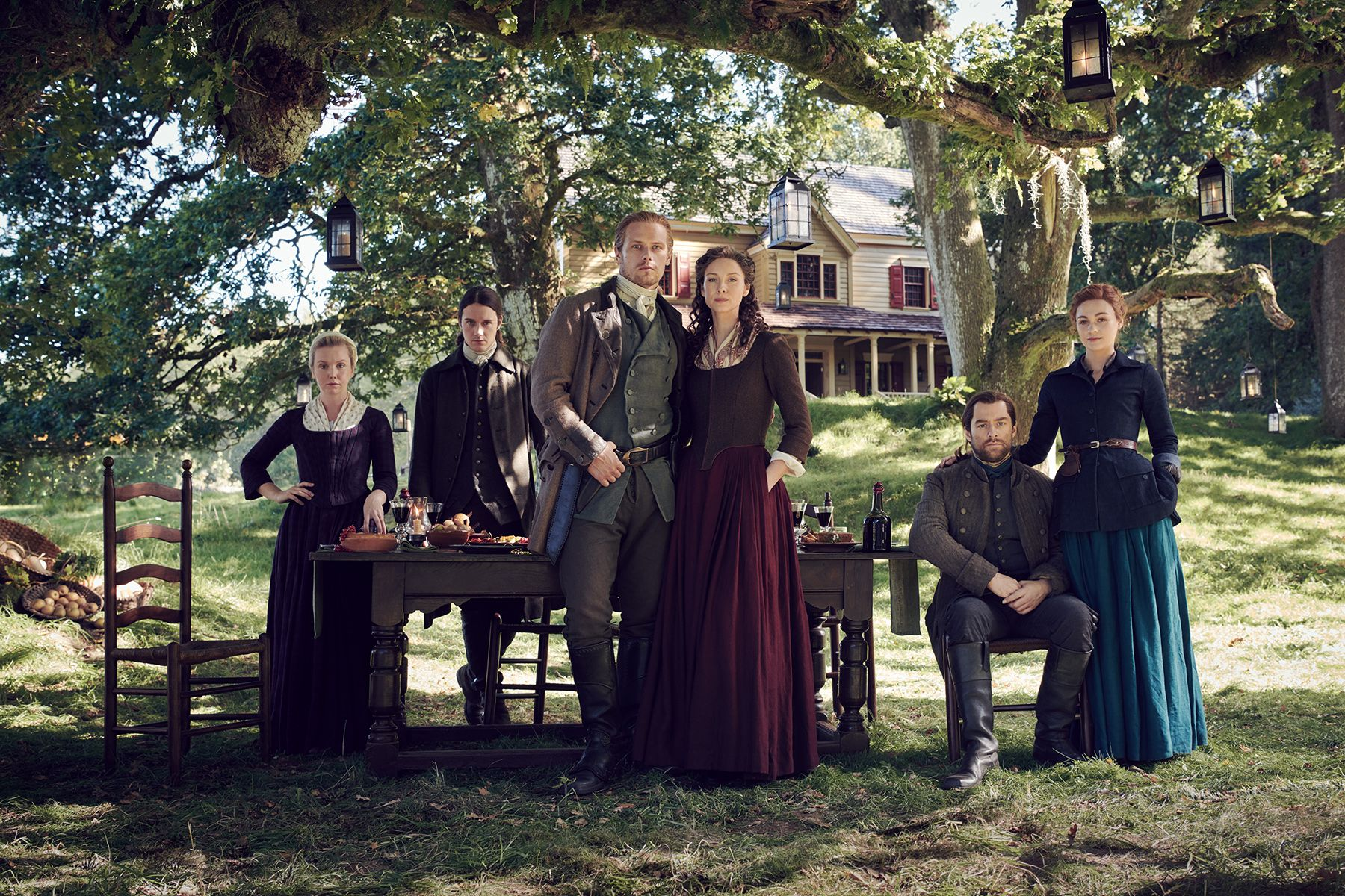 Outlander Season 6: Release Date, Cast, Plotline and Much More