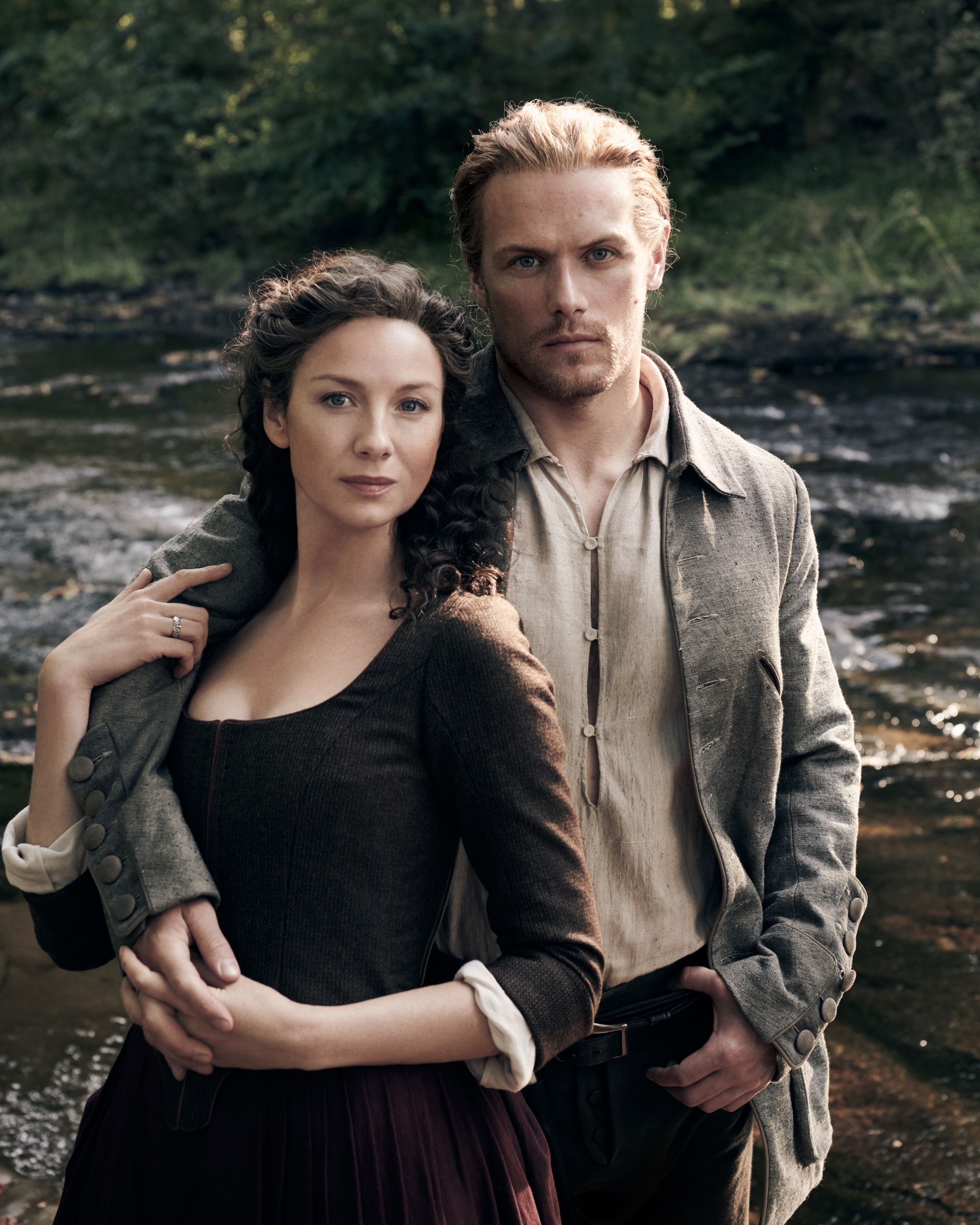 Which Outlander Episodes Did Sam Heughan And Caitriona Balfe Produce