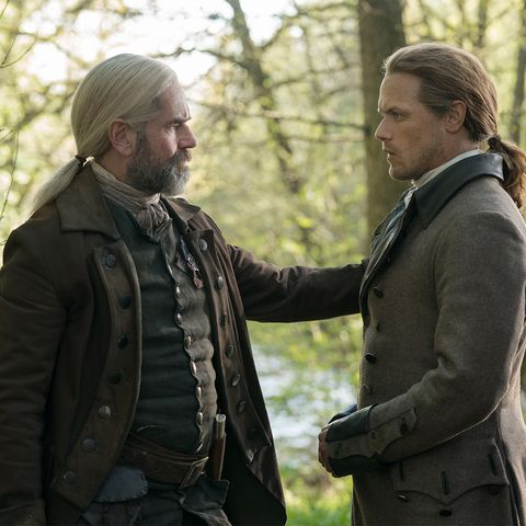 murtagh and jamie in outlander