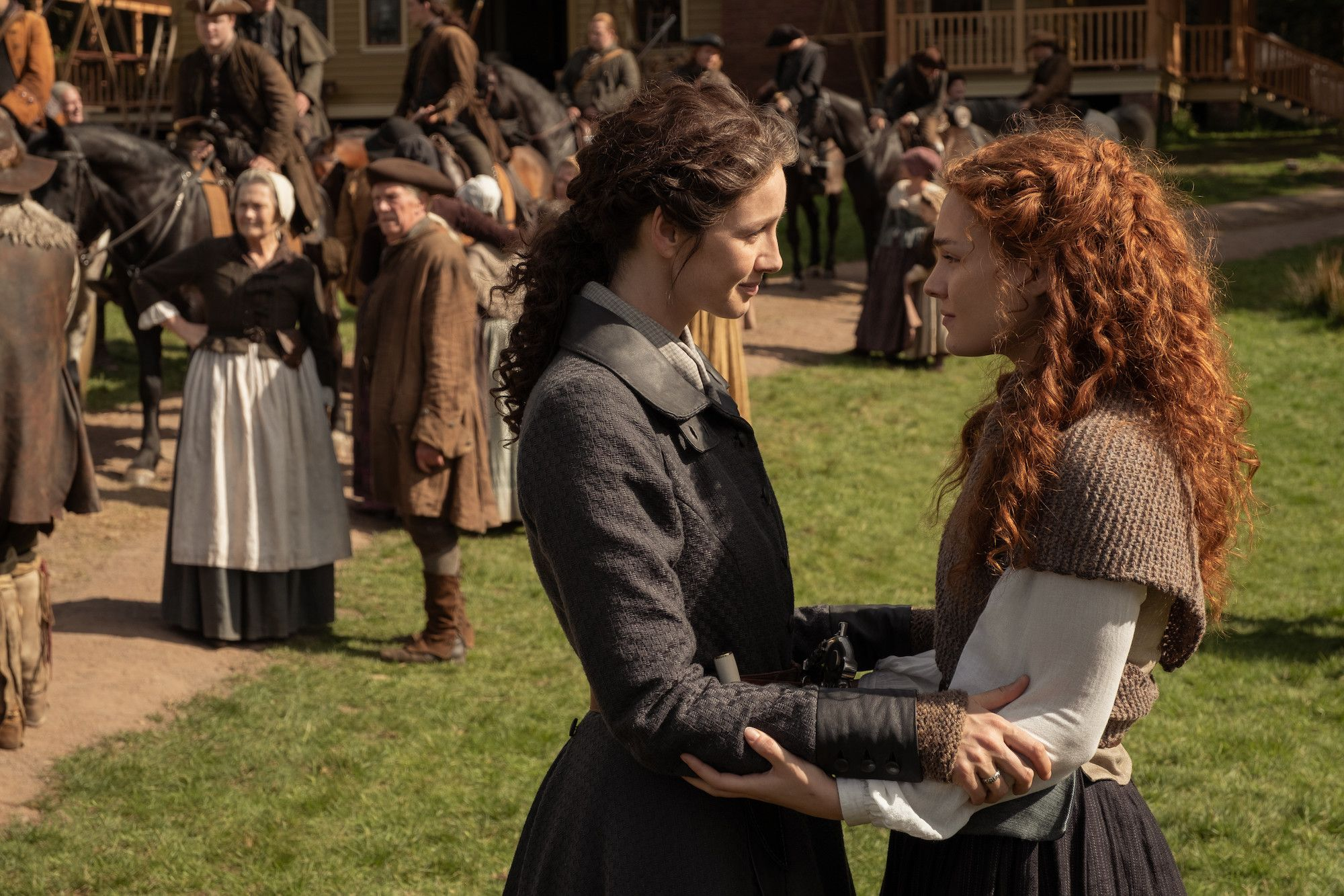 Outlander Season 5 Episode 3 Recap What Happens To Claire And The Beardsleys On Outlander