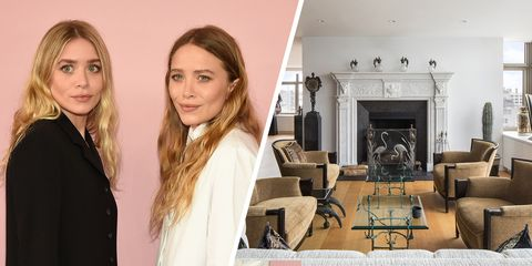 Olsen Twins New York Apartment