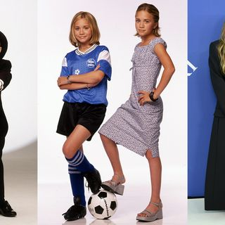 Olsen Twins Through the Years