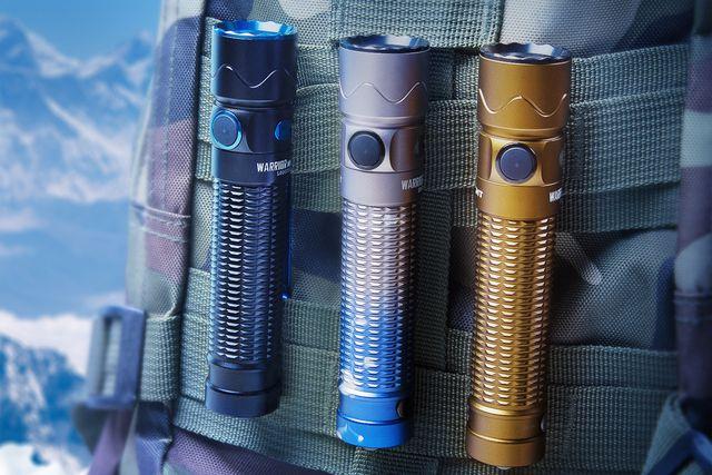 olight warrior mini 2 flashlight