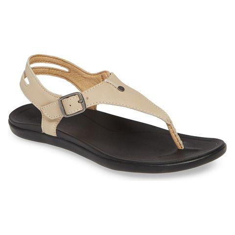 OlukaiEheu V-Strap Sandal