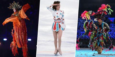 Clothing, Fashion model, Fashion, Fashion design, Footwear, Summer, Dress, Headgear, Street fashion, Fashion show,