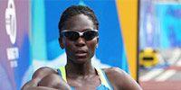 Media: Catherine Ndereba