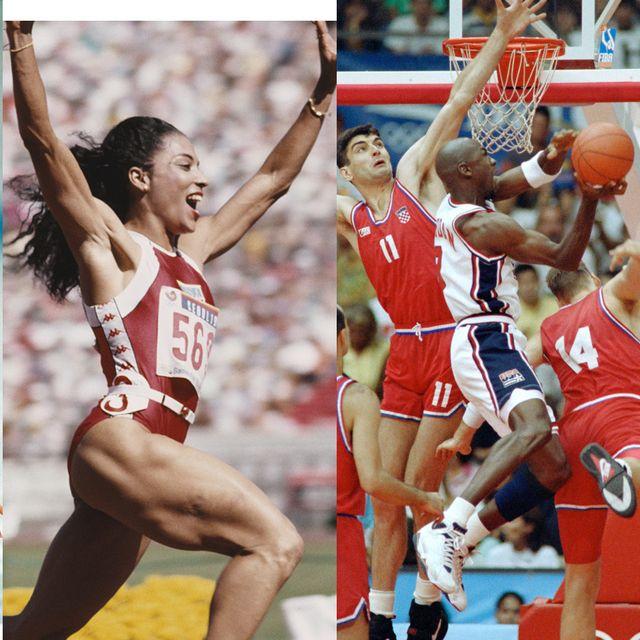 歴史に残るオリンピックの瞬間