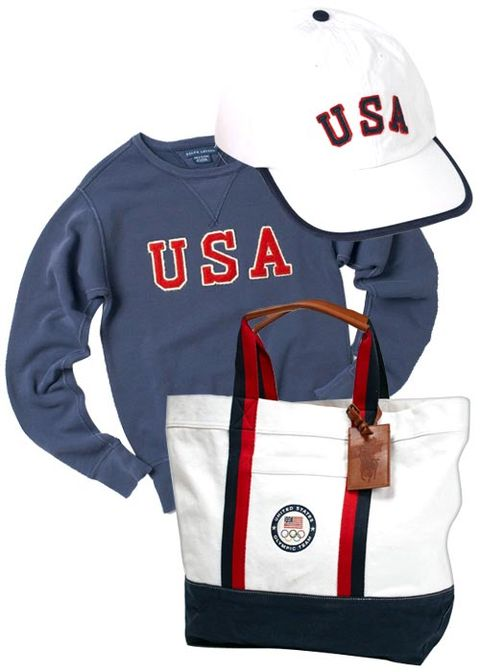 Ralph Lauren Sweatshirt & Accessories