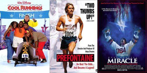 Poster, Magazine, Muscle, Advertising, Movie, Recreation, Running,