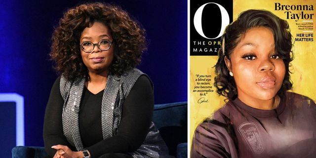 Oprah Winfrey Explains Why She Put Breonna Taylor on the Cover of 'O, The Oprah Magazine'