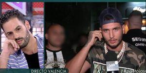 Omar Montes y Asraf Beno