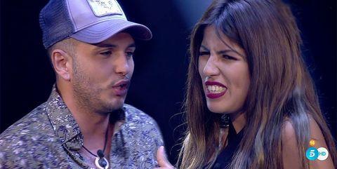 Omar Montes y Chabelita en GH VIP 6