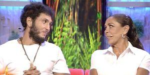 Omar Montes, junto a Isabel Pantoja, confiesa en el debate final de Supervivientes que quiere tener hijos con Isa Pantoja