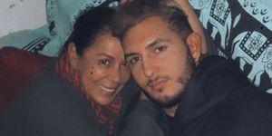 Omar Montes e Isabel Pantoja en Cantora en Navidad