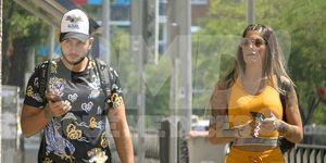 Omar Montes y Nuria MH