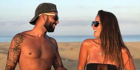 Anabel Pantoja y Omar Sánchez instagram