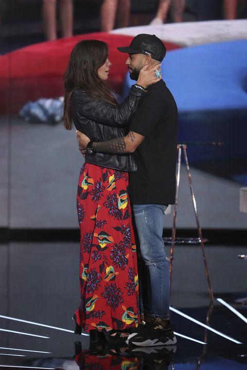 anabel pantoja y su novio omar sanchez en gran hermano vip madrid 2019