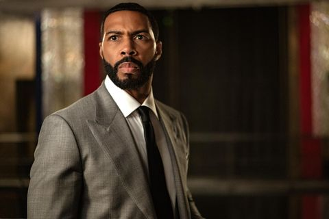 Omari Hardwick as Ghost, Power season 6
