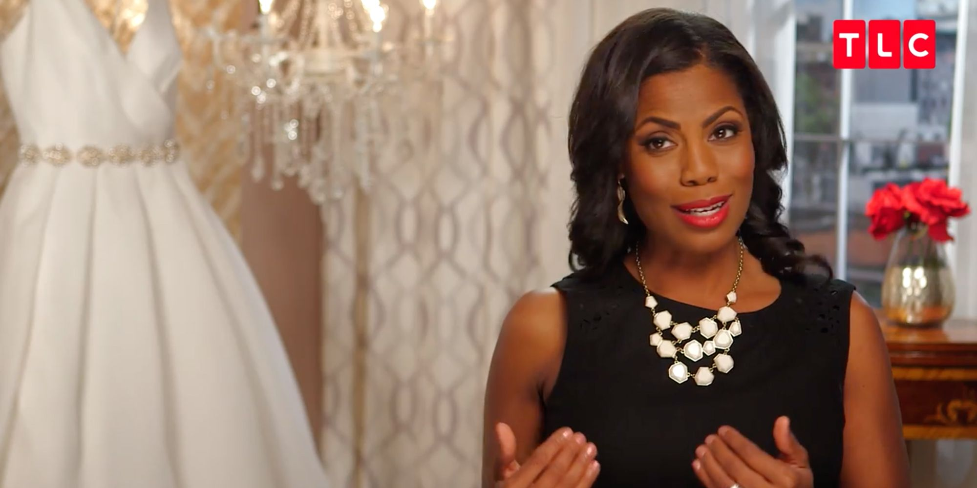 Omarosa Manigault Appearing On Say Yes To The Dress Trump