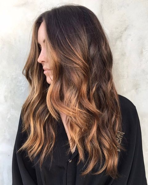 Balayage and Ombré Hair Color Techniques Explained - What ...