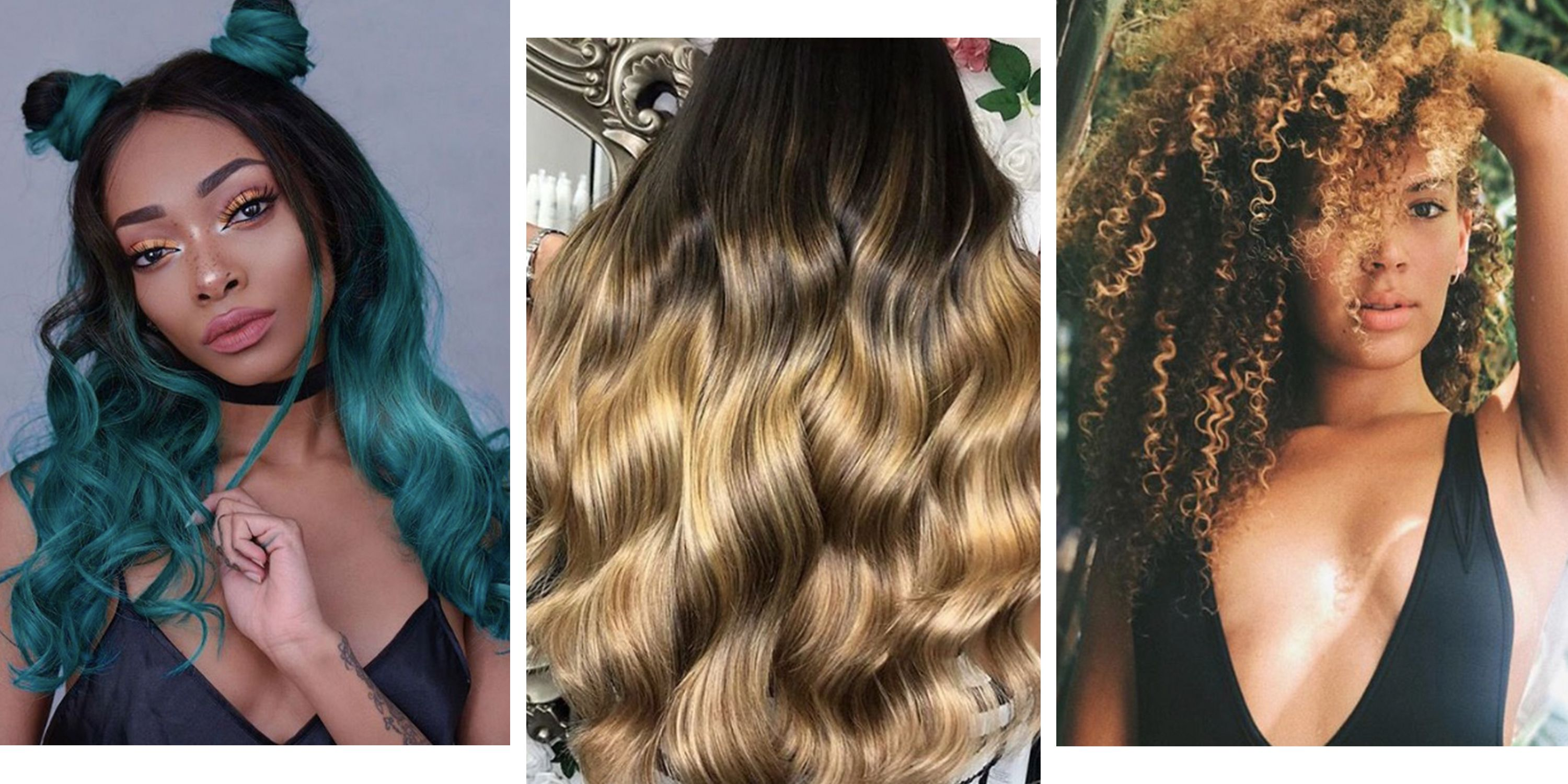 Ombre hair colours for 2019 , 17 styles to give you ALL the