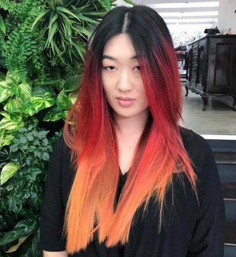 Ombre Hair Colours For 2019