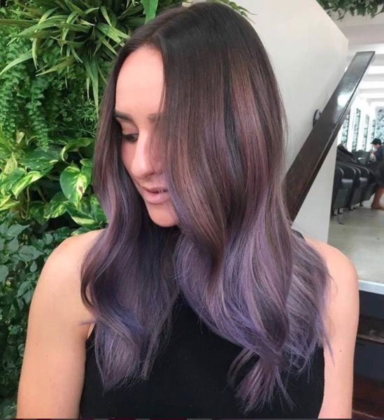 Ombre hair colours for 2018 - 17 styles to give you ALL the inspo