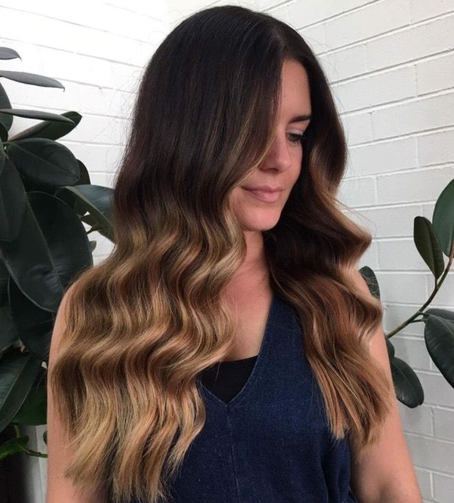Ombre hair colours for 36 - 36 styles to give you ALL the inspo