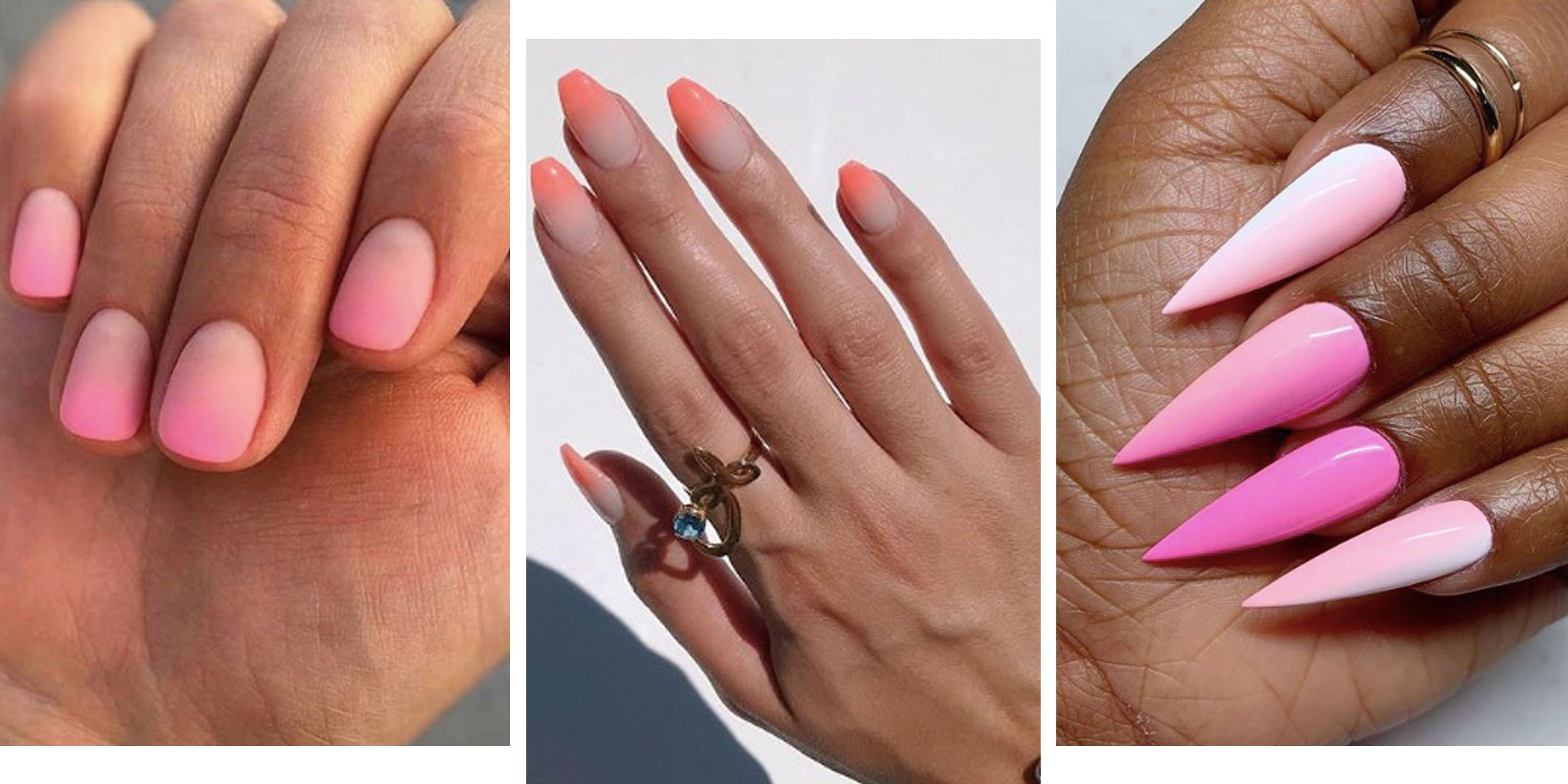 19 of the Prettiest Ombre Nail Designs on Instagram