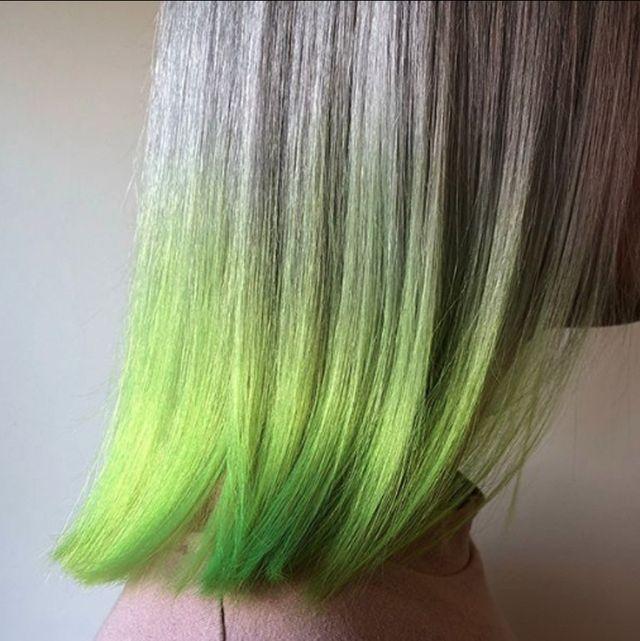 Ombre Hair Colour Ideas