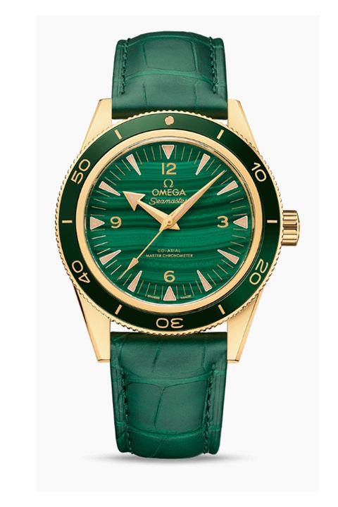 omega seamaster 300 omega co‑axial master chronometer 41 mm