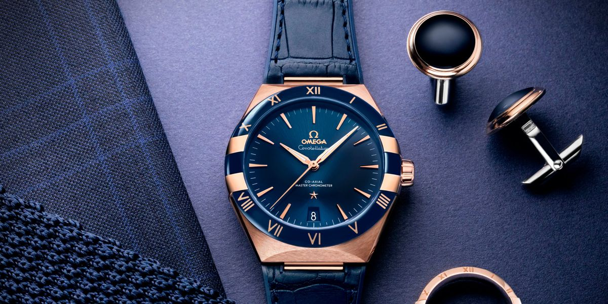 Omega Refreshed Its Constellation Dress Watches