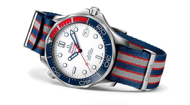 Omega Seamaster James Bond Commander's Watch