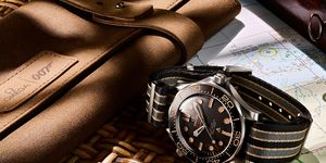 Omega Seamaster 300M James Bond No Time To Die