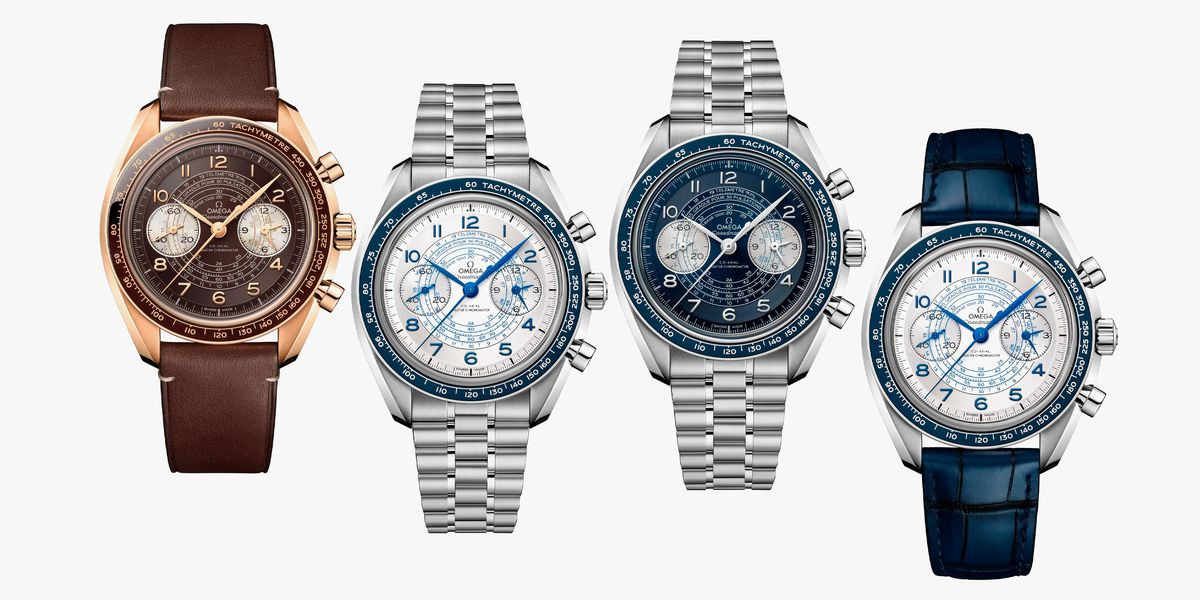 Speedy Fans, Omega's Got an Awesome New Chronograph Watch for You