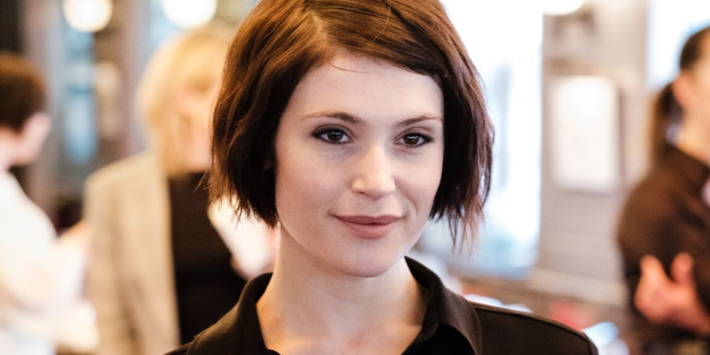 International Women's Day lunch - Gemma Arterton