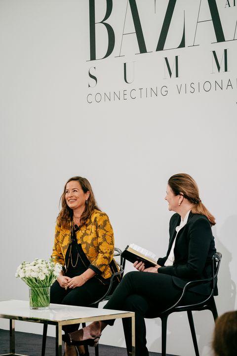Bazaar Summit 2019 Jade Jagger